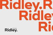 Ridley Grotesk