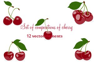 Set of compositions of cherry+bonus