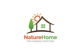Nature Home Logo