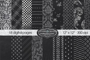Chalkboard Papers 18: Mega Digital
