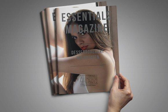 A4 Clean Magazines Vol. II - Magazines