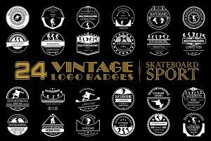 24 VB SKATEBOARD SPORT VOL1