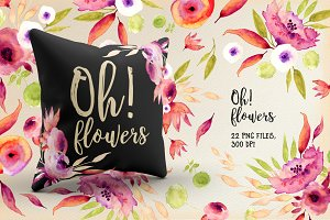 Oh!Flowers