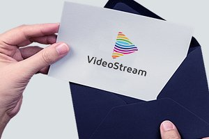 Video Stream Logo