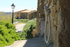 Rope in Ores(Spain)