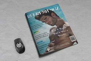 Refresh Men's Lifestyle Magazine