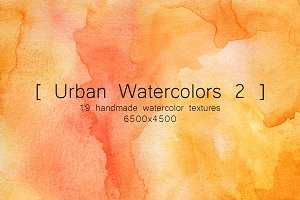 Urban Watercolors 2