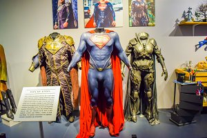 Warner Bros Superman Friends lego