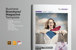 Business Brochure/Magazine Template