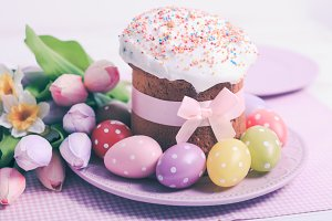 The Easter cake