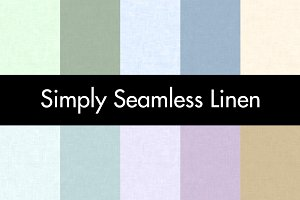 Simply Seamless Linen