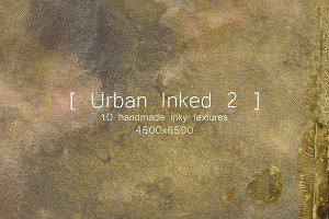 Urban Inked Backgrounds 2