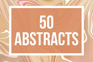 50 Hi-Res Abstract Backgrounds