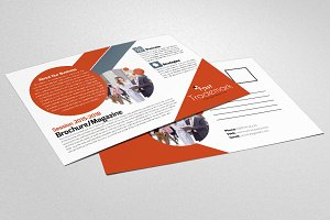 Business Finance Company Postcard