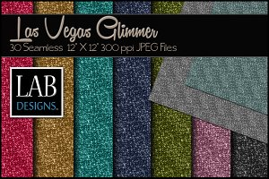 30 Vegas Shimmer Fabric Textures