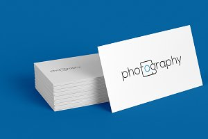 Photography Minimal logo