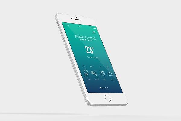 Smartphone Mock-Ups