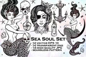 Sea Soul Set