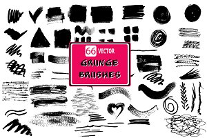 66_Grunge_brushes_set_1