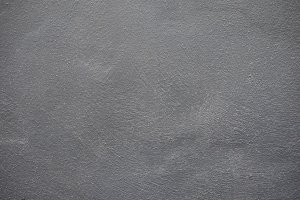 Grey Painted plaster wall