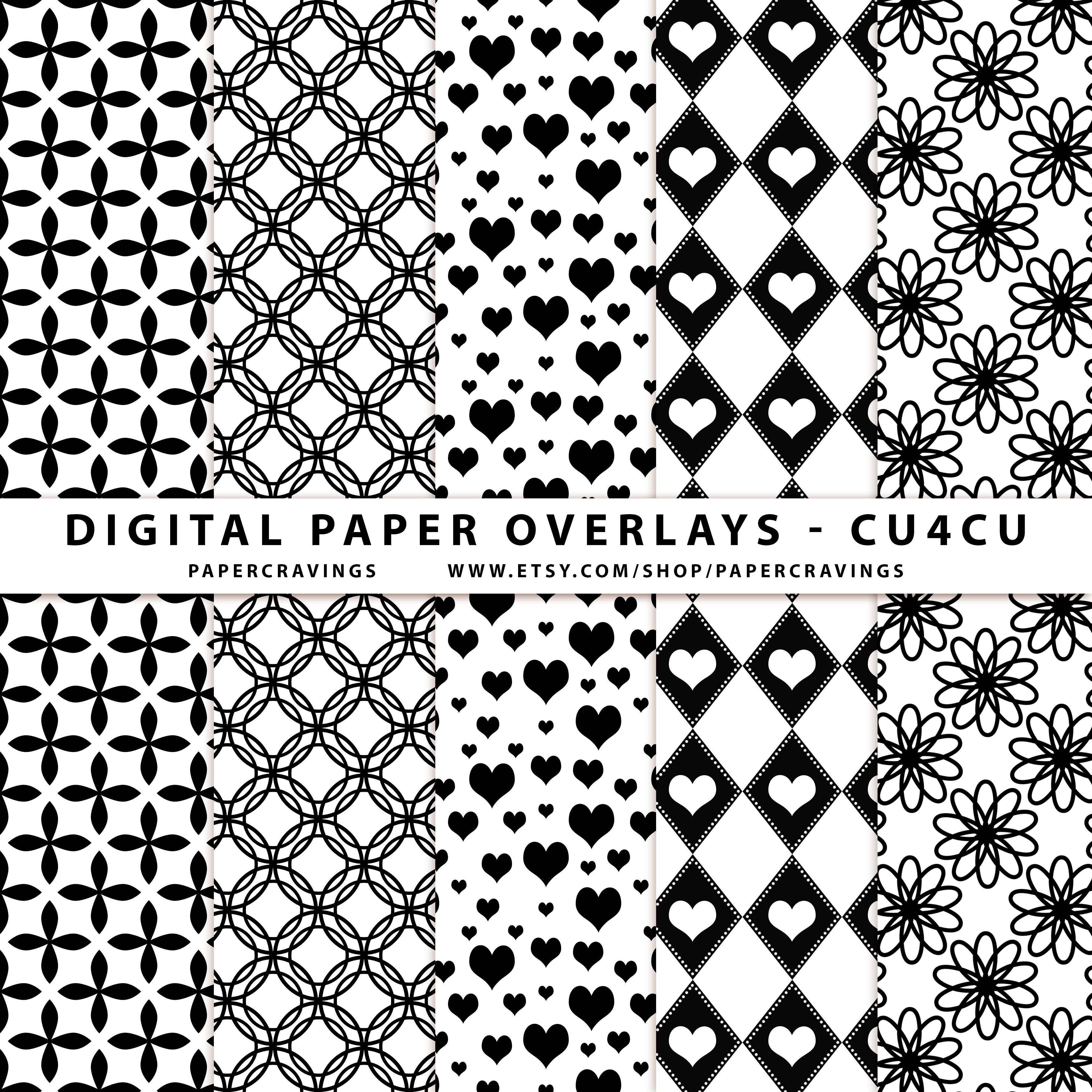 Pattern overlays photoshop template patterns creative for Pattern overlay