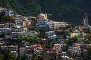 Italian coast / city