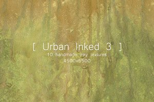 Urban Inked Backgrounds 3