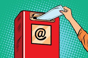Sending paper letters Inbox
