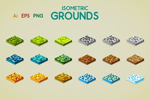 Isometric Grounds