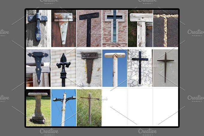 Alphabet Photography Letter T ~ Architecture Photos ...