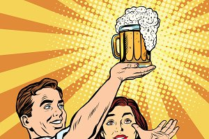 Triumph beer festival bar pub