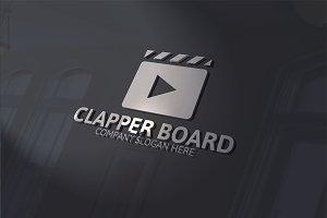 Clapper Board Logo