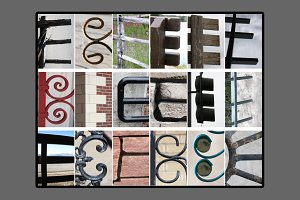 Alphabet Photography Letter E
