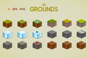 3D Grounds
