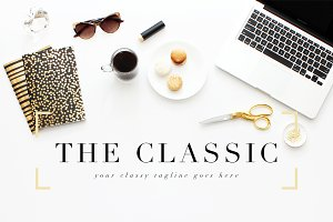 The Classic Hero/Header Image Bundle