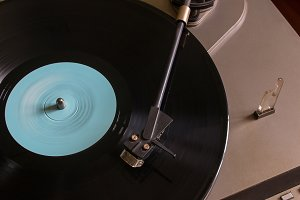 vinage vinyl record