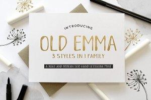Old Emma Script