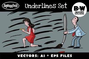 Underlines Set