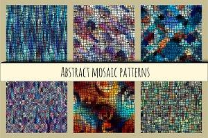 Seamless mosaic