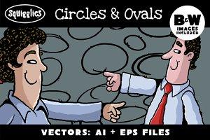 Circles & Ovals Set