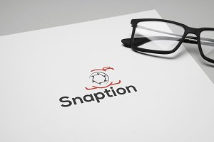 Snaption Logo Template