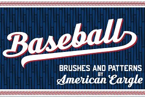 Baseball Badges & Patterns