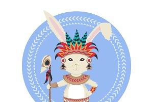 Shaman bunny