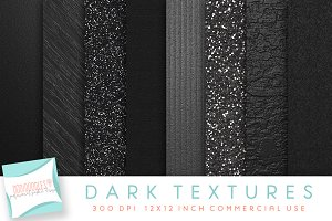 Dark Textured Digital Paper