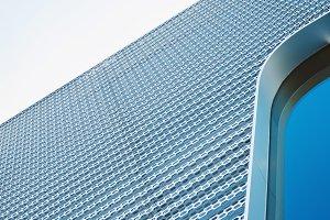 Metal Modern Building Exterior