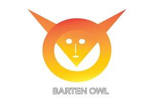 Barten Owl Logo