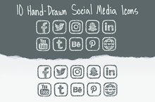 by  in Hand Drawn Icons
