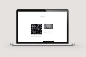 Gloria - Minimal WordPress Theme