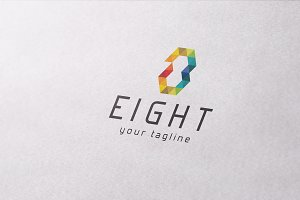 Eight Logo Template