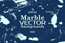 MARBLE Vector Backgrounds